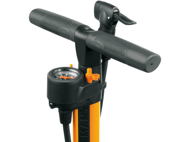 SKS Airworx 10.0 Floor Pump orange
